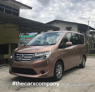 Pictures of Nissan Serena 2. 0 auto 7seaters model2016