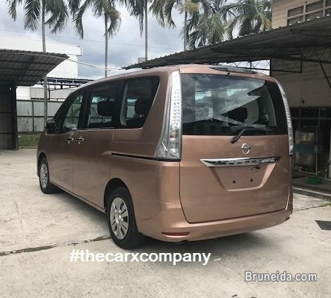 Nissan Serena 2. 0 auto 7seaters model2016