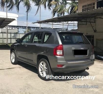Jeep Compass Limited 2. 4 auto 4wd model2012