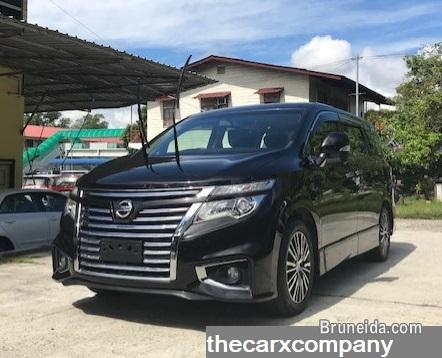Picture of Nissan Elgrand 2. 5 auto highwaystar model2016