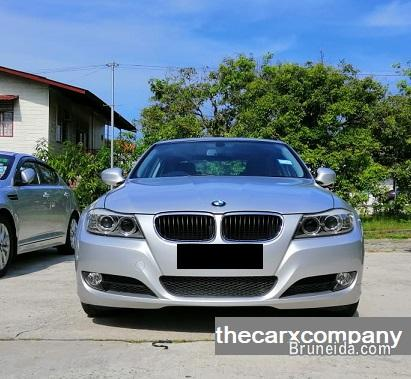 Picture of BMW 318i 2. 0 auto model2010 (Brunei used car)