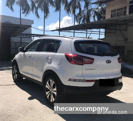Kia sportage 2. 4 auto AWD model2011 in Brunei Muara