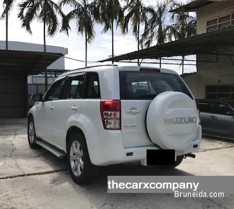 Suzuki Grand vitara 2. 4 auto 4wd model2012 (Brunei used) in Brunei Muara