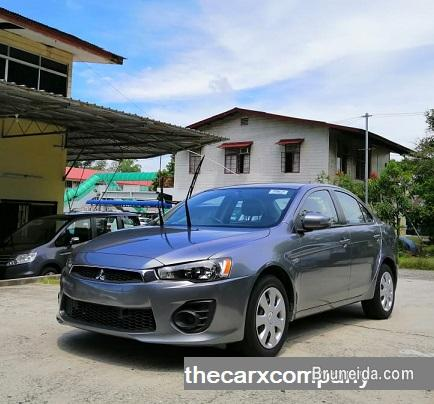 Picture of Mitsubishi lancer ex 1. 6 auto model2017 (Imported)