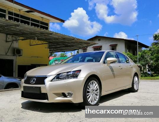 Picture of Lexus GS350 3. 5L auto model2016 (Imported)