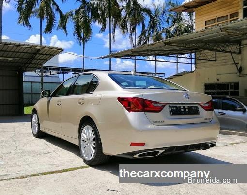 Lexus GS350 3. 5L auto model2016 (Imported)