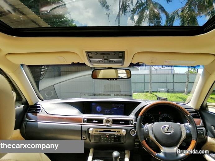 Lexus GS350 3. 5L auto model2016 (Imported) in Brunei Muara