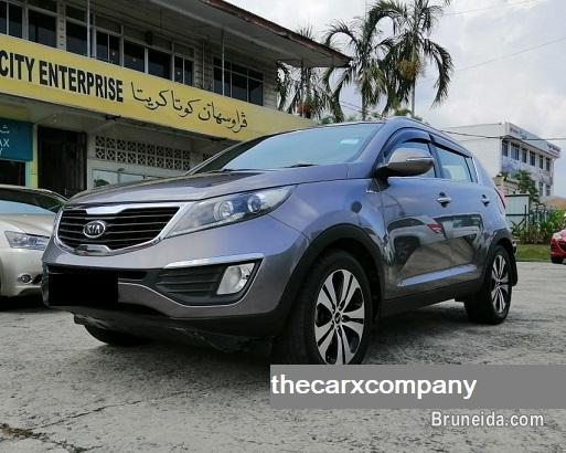 Picture of Kia sportage 2. 4 auto AWD model2011