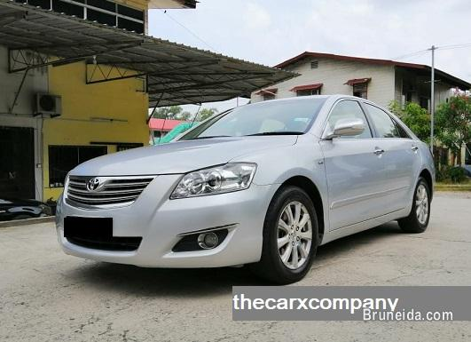 Picture of Toyota Camry 2. 0 auto model2009