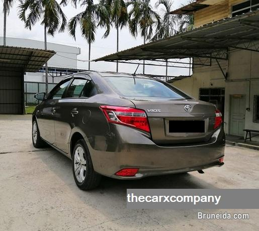 Toyota Vios 1. 5 manual with alloy rim model2013