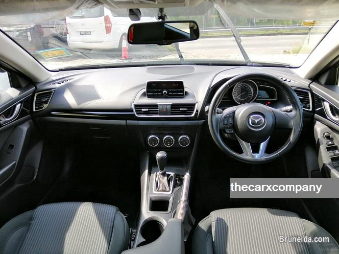 Mazda 3 Hatchback 1. 5 auto model2016 (Brunei used) in Brunei