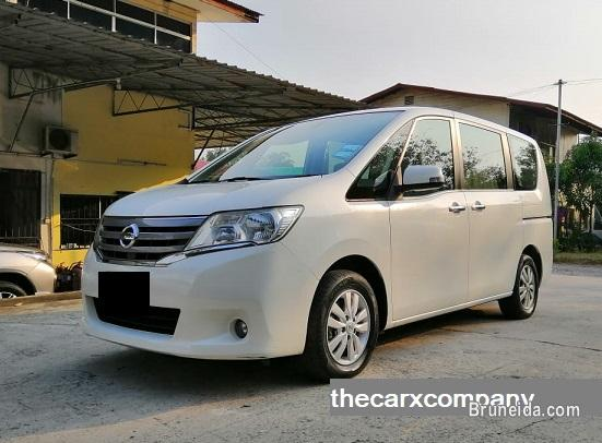 Pictures of Nissan Serena 2. 0 auto 7seaters model2012 (Brunei used cars)