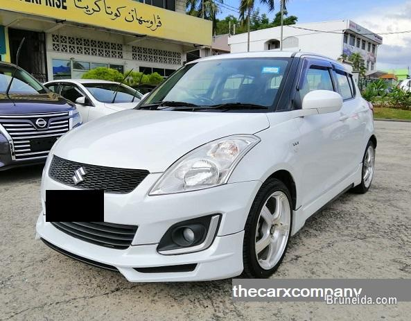 Picture of Suzuki Swift 1. 4 auto bodykit model2014