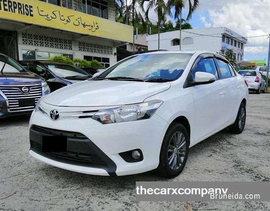 Picture of Toyota Vios 1. 5 auto Dual vvti engine model2016
