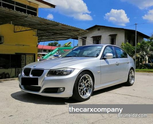 Picture of BMW 320i 2. 0 auto model2010 (Brunei used car)