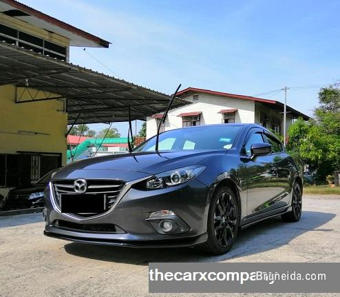Picture of Mazda 3 1. 6 hatchback model2016 (Brunei used carS)
