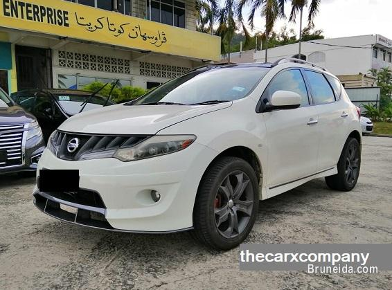 Picture of Nissan Murano 3. 5 auto 4wd model2009 (Brunei used cars)