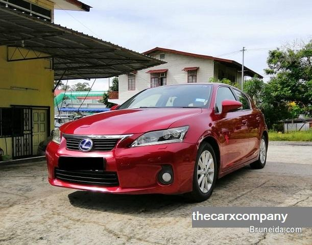 Picture of Lexus CT200H 1. 8 auto model2011 (Brunei used cars)