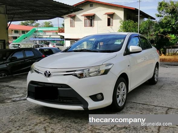 Picture of Toyota vios 1. 5 manual model2015