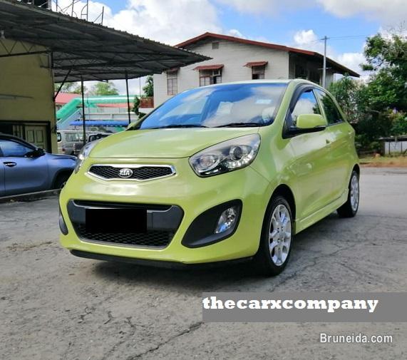 Picture of Kia picanto 1. 2 auto model2013