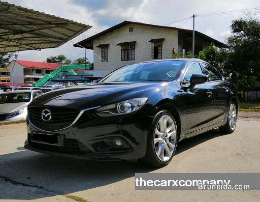 Picture of Mazda 6 2. 5 auto Skyactiv model2015 (Brunei used cars)