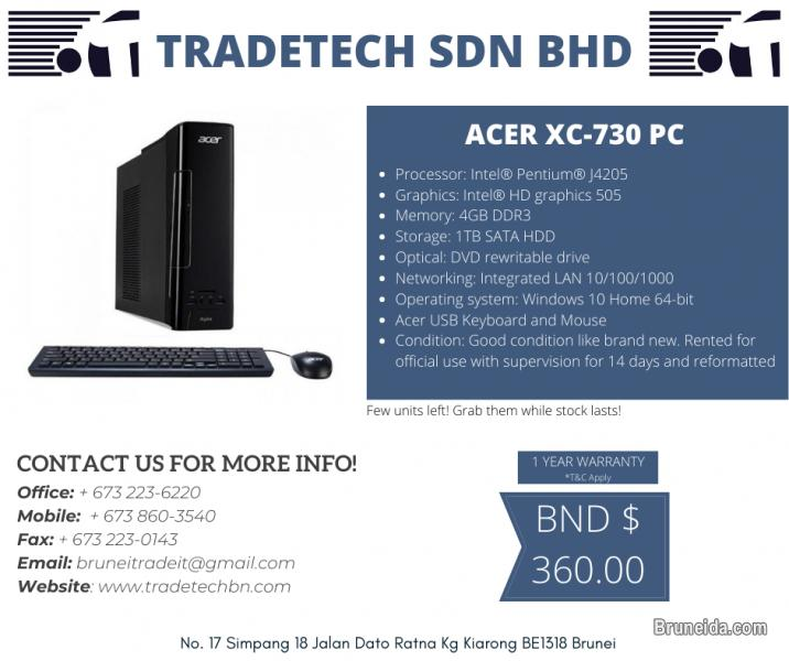 Picture of Acer XC-730