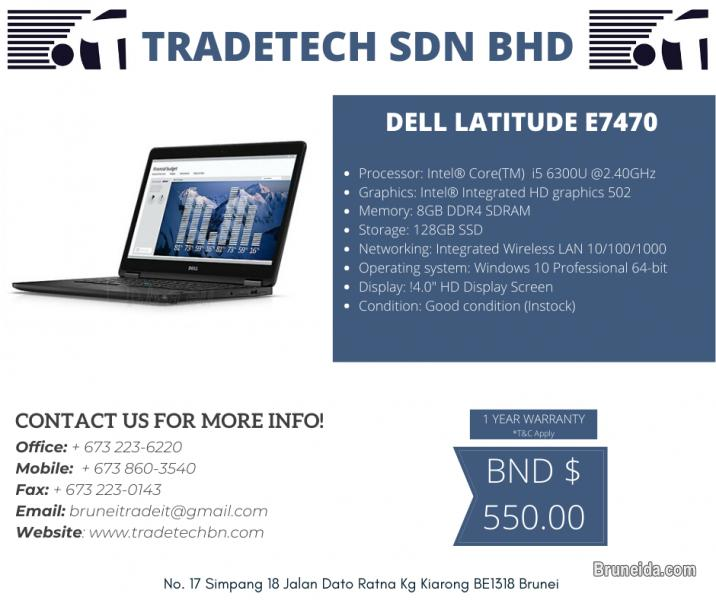 Picture of Dell Latitude E7470