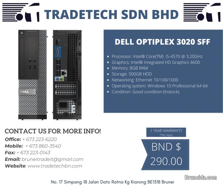 Pictures of Dell Optiplex 3020 SFF