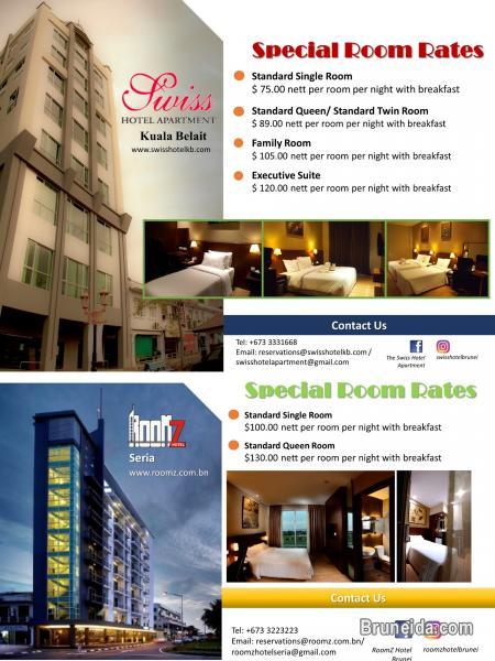 Hotel in Kuala Belait & Seria in Belait
