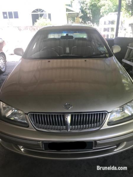 Picture of Nissan Sunny Super Saloon Luxury edition 2002 for sale