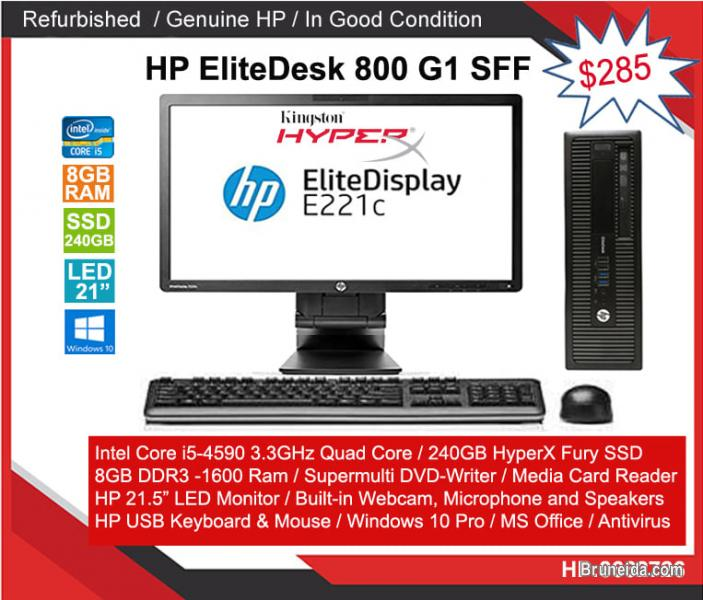Picture of HP Desktop For Sale