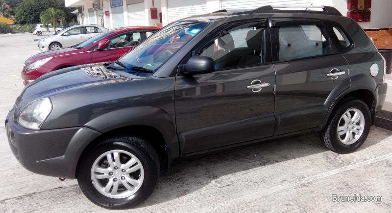 Hyundai Tucsun for sale in Brunei Muara