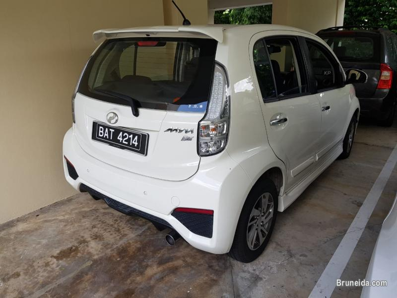 perfect condition perodua myvi 2017 model