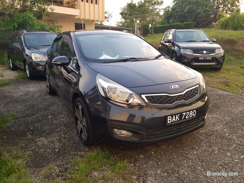 Pictures of Kia Rio For Sale