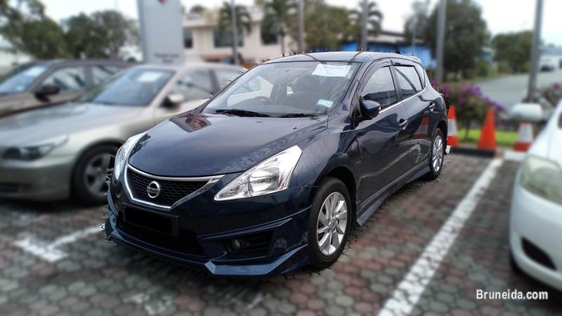 Picture of Nissan Pulsar Mid 1. 6 CVT