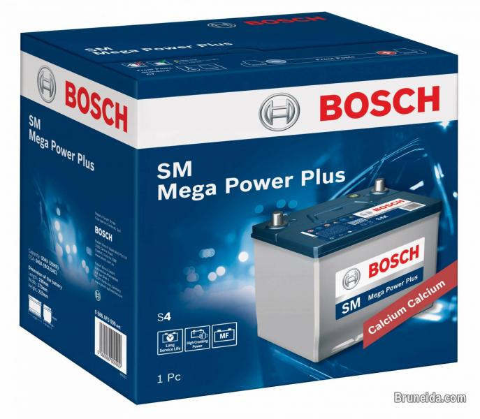 Picture of Car Battery BOSCH