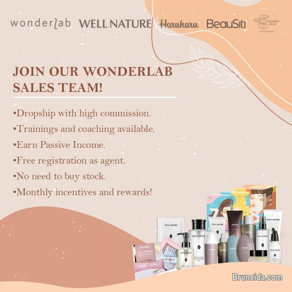 Picture of Skincare sales agent vacancy