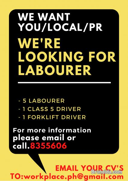 Picture of LABOURER