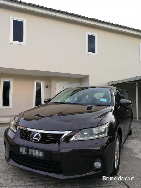 Picture of LEXUS CT200h FOR SALE
