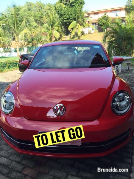 Picture of Volkswagen Beetle 2015 (continue bank)