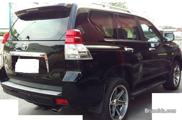 Picture of 2011 Toyota Land Cruiser Prado Auto - 1 Owner