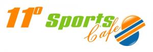 Logo of 11 Degrees Sports Cafe