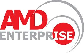 Logo of AMD Enterprise