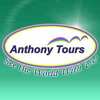 Logo of Anthony Tours & Travel Agency Sdn Bhd