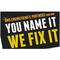 Logo of BMS Engineering And Partners Sdn Bhd