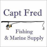 Logo of Capt Fred Fishing and Marine Supply