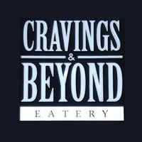 Logo of Cravings & Beyond Eatery