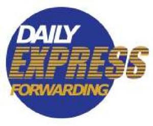 Logo of Daily Express Forwarding Sdn Bhd