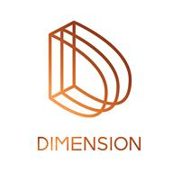 Logo of Dimension Company