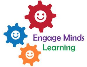 Logo of Engage Minds Learning